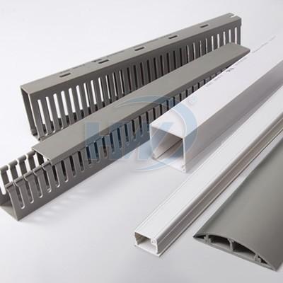 Condotte metalliche - Canali di cablaggio scanalati / solidi, condotti di cablaggio di tipo rotondo, condotti di cablaggio telefonico