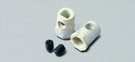 """電源固定扣,PA66+玻璃纖維,長度(L)0.83""""(21.1mm) - 電源固定扣"""