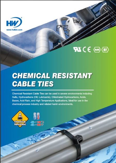 Chemical Resistant Cable Ties Flyer