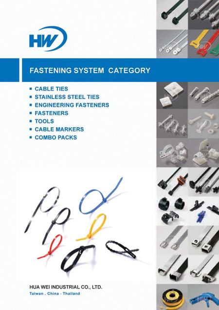 Fastening System Catalogue