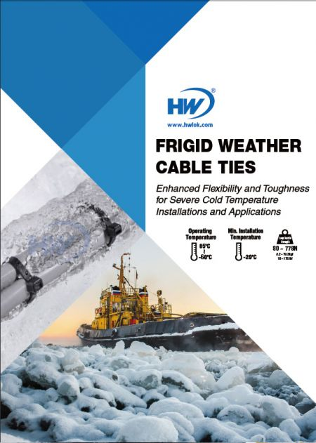 Frigid Weather Cable Ties Flyer