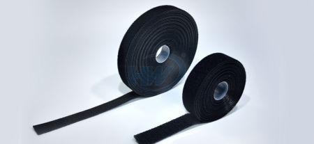 Fascette, gancio e anello, 10 mm x 10 M