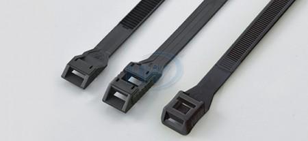 平扣式束帶, PA12,180mm, 8.6mm - 平扣式束帶