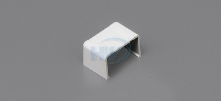 Raceway Fittings - End Cap, For GU-2015,(20x15mm,One Piece Raceway - Raceway Fittings