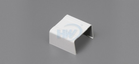 Raceway Fittings - Joint cover, For GU-2015,20x15mm,One Piece Raceway - Raceway Fittings