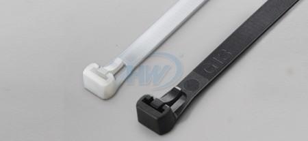 可退式束帶, PA66, 100mm, 7.6mm - 可退式束帶