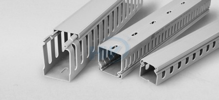 Wiring Ducts (Solid), PVC,20x20mm,Wiring Volume 5-12 PCS