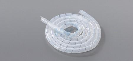 """捲式結束帶,PE,內徑5mm(0.2""""),綑束範圍4.0~50.0 mm(0.16~1.97"""") - 捲式結束帶"""