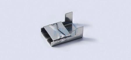 """翼(易)扣型不锈钢扣, SS304 / SS316 ,最大允许带宽0.4""""(9.5mm) - 不锈钢钢扣"""