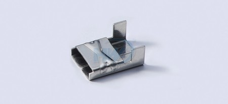 Fibbie in acciaio inossidabile, SS304 / SS316, 9,5 mm max. larghezza della cravatta. - Fibbie in acciaio inossidabile