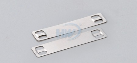 Stainless Steel Marker Plates,SS304 / SS316,89mm x 19mm - Stainless Steel Marker Plates