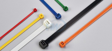 Cable Ties, Polyamide, 80mm, 2.4mm - Standard Cable Ties - General