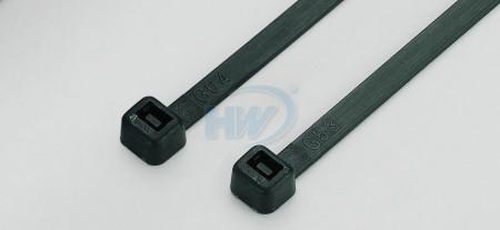 Cable Ties, Flame-Retardant, Polyamide, 80mm, 2.4mm