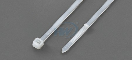 Cable Ties, with Stopper, Polyamide, 102mm, 2.5mm - Stopper Cable Ties