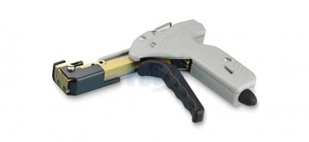 Herramientas para bridas de acero inoxidable, metal, ancho 7,9 mm, grosor 0,3 mm