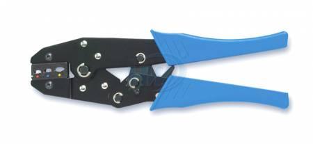 冷壓端子夾緊工具,適用線徑0.5~6mm2(20-10AWG) - GIT-516T1冷壓端子夾緊工具