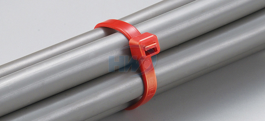 160x2.5mm (6.3x0.10 inch), Cable Ties, PA66 Manufacturer