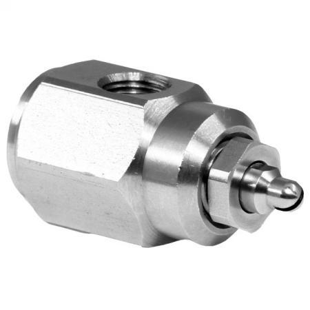 Boquillas de atomización de aire (mezcla interna) - Boquillas atomizadoras de aire (mezcla interna).
