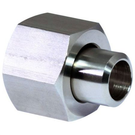 BS5200 60° Cone Hydraulic Fittings Butt Weld Sleeve Nut - BS5200 60° Cone Hydraulic Fittings Butt Weld Sleeve Nut.