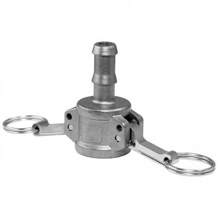 Camlock Quick Couplings Hose Socket (Type C)