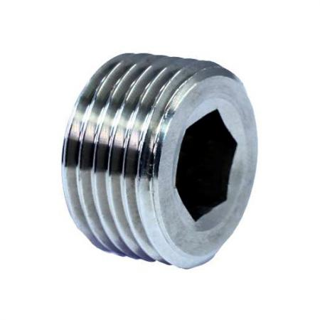 Hollow Hex Plug