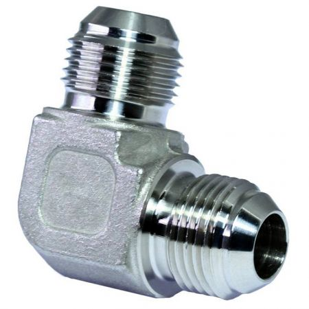 JIC 37° Flare Hydraulic Fittings Union Elbow - JIC 37° Flare Hydraulic Fittings Union Elbow.