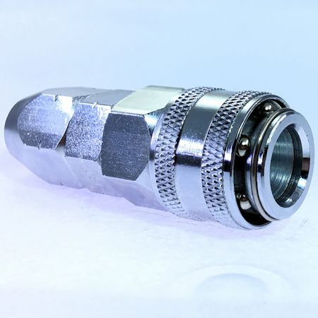 One Touch Quick Couplings Hose Socket (Steel)