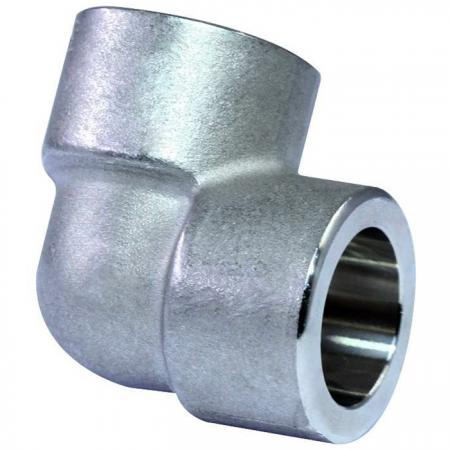 Socket Weld Elbow 3000Lb - Socket Weld Elbow 3000Lb.