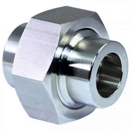 Socket Weld Union (3-piece) 3000Lb - Socket Weld Union (3-piece) 3000Lb.