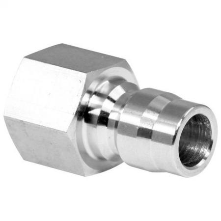 Straight Through Quick Couplings Female Plug - High pressure Straight Through Quick Couplings Female for car washer.