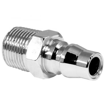 Traditional One-Way Shutoff Quick Couplings Male Plug (SUS) - Traditional One-Way Shutoff Quick Couplings Male Plug (SUS)