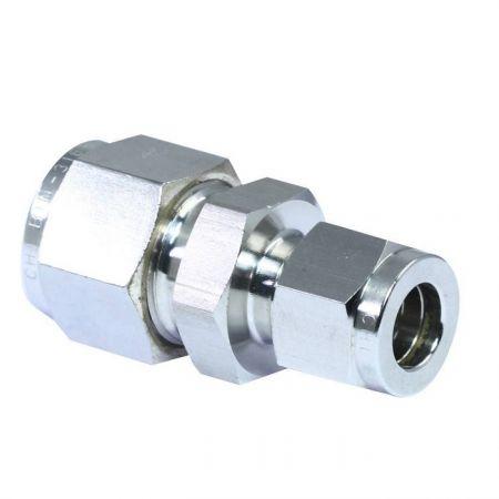 Raccords de tubes en acier inoxydable 316 réduisant l'union - Raccords de tube à double virole en acier inoxydable 316, union réductrice.
