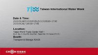 Internationales Wasser