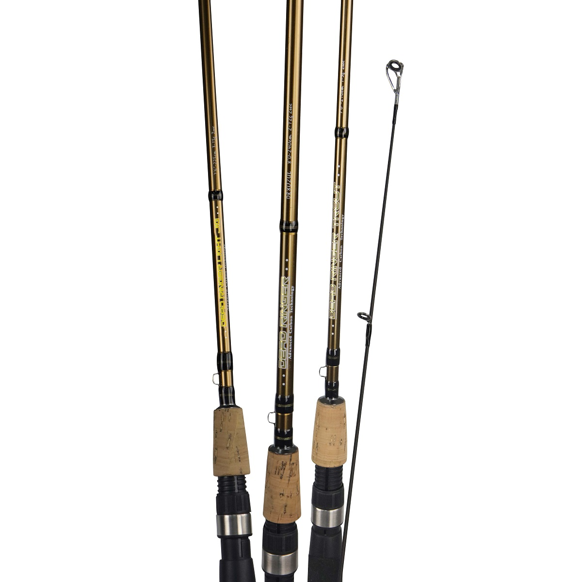 Dead Ringer Rod - Okuma Dead Ringer Rod-Covering all needs of the modern Lure and bait anglers-Light weight 24T carbon Blank construction