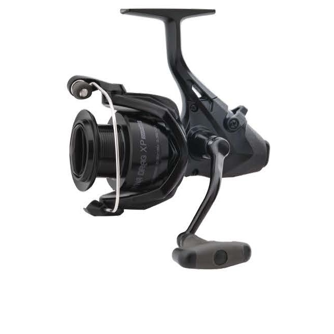 Dyna Drag XP Baitfeeder Spinning Reel - Okuma Dyna Drag XP Baitfeeder Spinning Ree-On/off auto trip bait feeding system -Cyclonic Flow Rotor