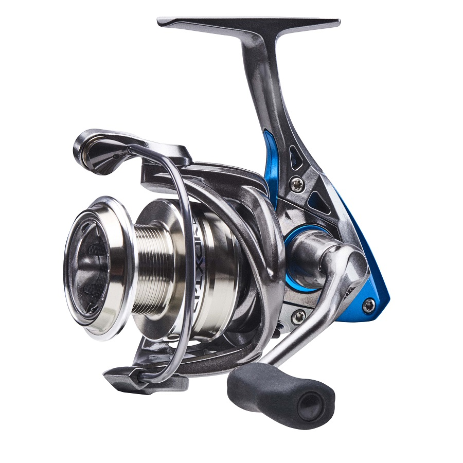 Epixor LS Spinning Reel - Okuma Epixor LS Spinning Reel-C-40X carbon fiber composite construction-C40x carbon Torsion Control Armor reduces twisting