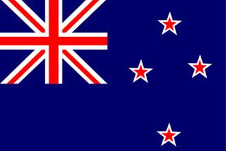 Tim Okuma - Selandia baru