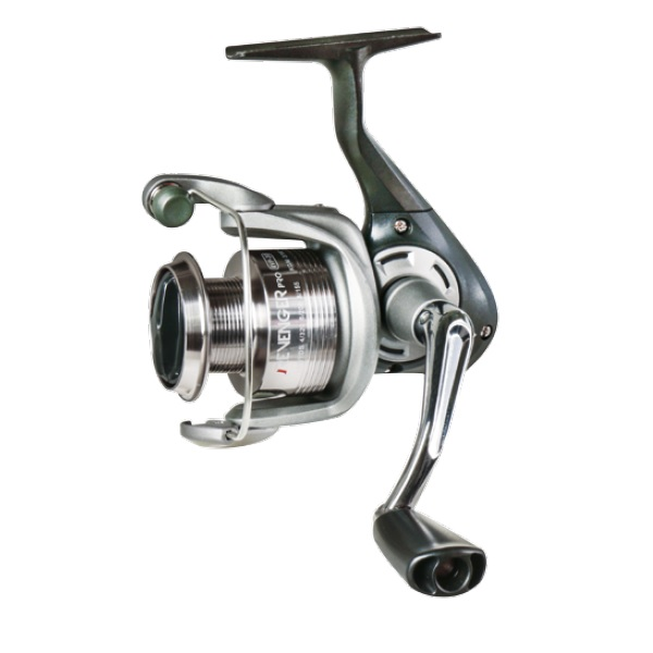 Revenger Pro Spinning Reel - Okuma Revenger Pro Spinning Reel-Multi-disc oiled felt drag system-Machined aluminum and anodized spool-Rigid aluminum handle arm