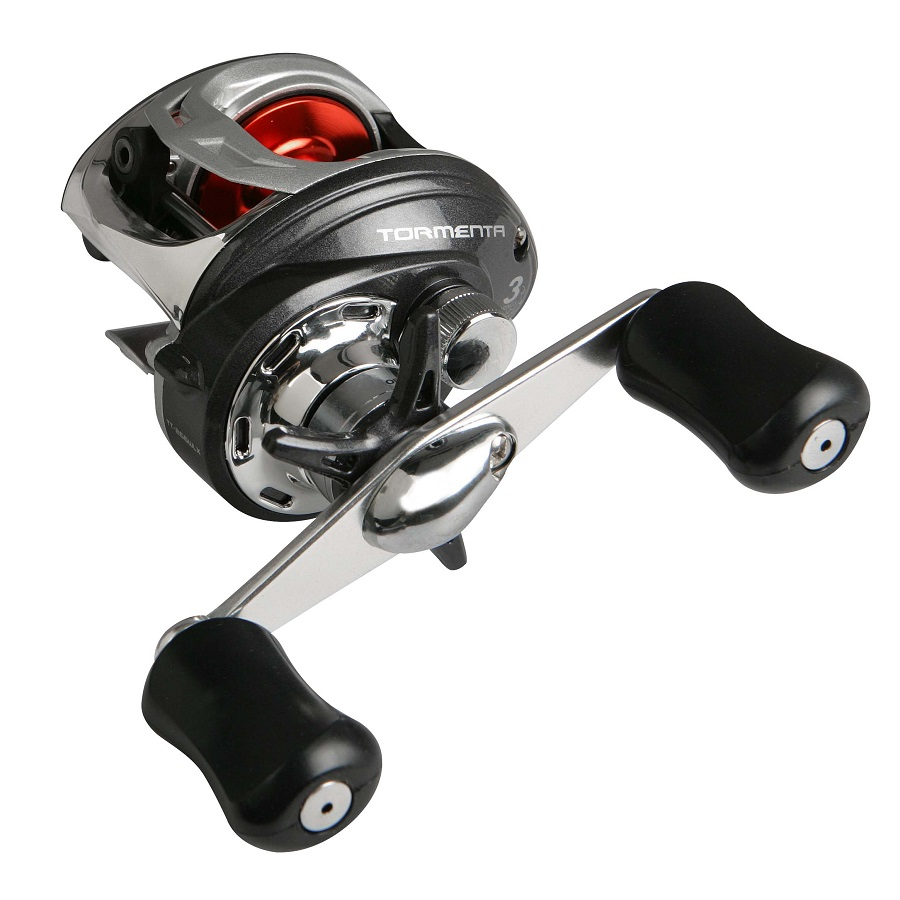 Tormenta Low Profile Baitcast Reel - Tormenta Low Profile Baitcast Reel