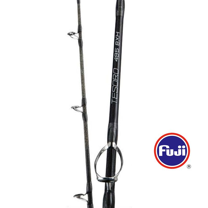 Tesoro Jigging Rod - Tesoro Jigging Rod
