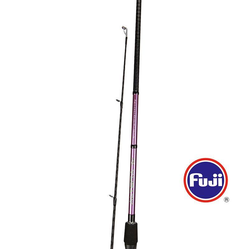 Altrea EGI Rod (2021 NEW) - Okuma Altrea EGI Rod- 24T carbon with Okuma UFR® technology blank construction- Fuji quality guides- Ergonomic shaped, split EVA handle design to reduce weight