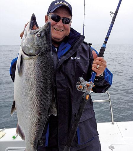 Pêche en Saltwater
