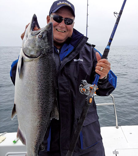 Pesca em Saltwater