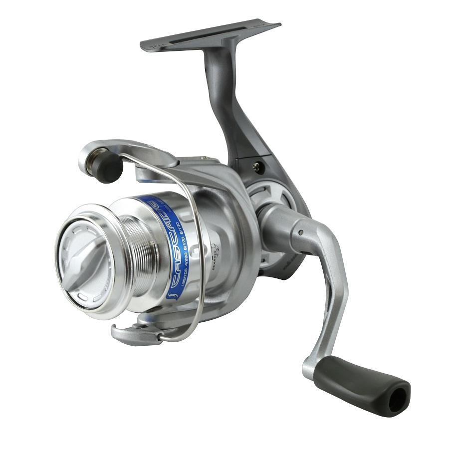 Cascade Spinning Reel - Okuma Cascade Spinning Reel:Multi-disc oiled felt drag system:Multi-stop anti-reverse system: Corrosion-resistant stainless steel bail wire