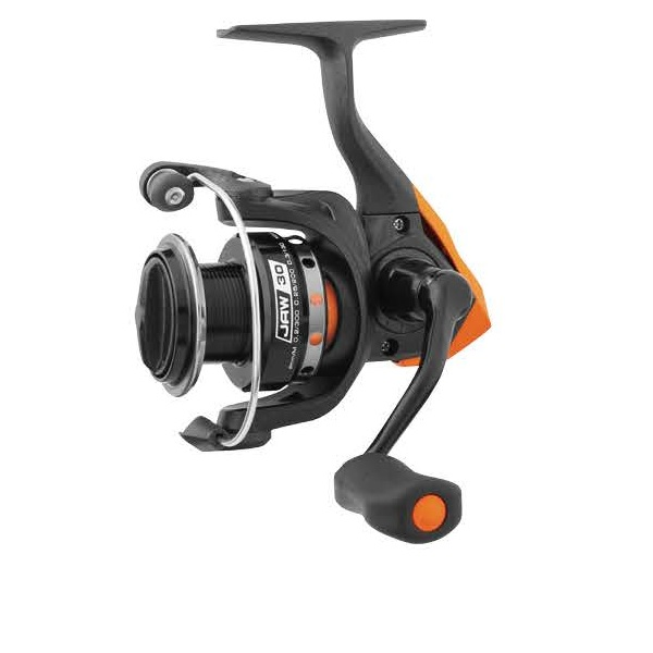 Jaw Spinning Reel - Okuma Jaw Spinning Reel-3BB+1RB stainless steel bearings-Cyclonic Flow Rotor