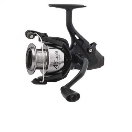AK Baitfeeder Spinning Reel (2019 NEW) - Okuma AK Baitfeeder Spinning Reel (2019 NEW) -On / off auto feeding umpan sistem umpan -Cyclonic Flow Rotor-Aluminium spool
