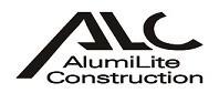 Construcción de marco de AlumiLite