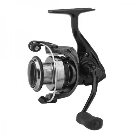 Carrete giratorio Altera - Rodamientos/Rulemanes Okuma Altera Spinning Reel-3BB + 1RB de acero inoxidable - Cyclonic Flow Rotor - Mango de metal rígido