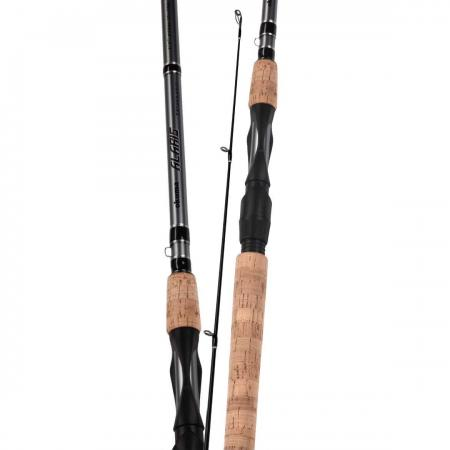 Alaris Spin Rod - Okuma Alaris Spin Rod-24T carbon construction-Slim blanks with fast action-SCT Solid Carbon Tip on Light Jig versions