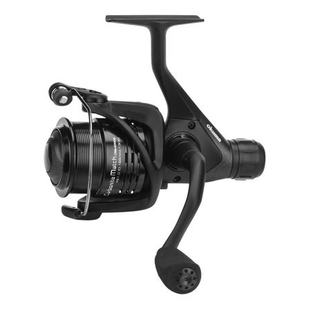 Carbonite Match Spinning Reel - Carbonite Match Spinning Reel -Suitable for match fishing-Cyclonic Flow Rotor technology-EVA handle knob